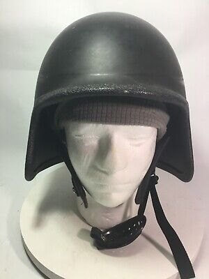 Super Seer Old Riot Police Helmet Without Face Shield 025 Size M