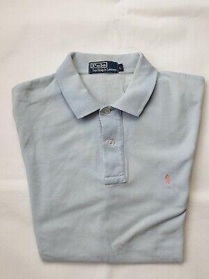 Polo by Ralph Lauren Poloshirt / Gr L / Regular Fit / hellblau / Top online kaufen