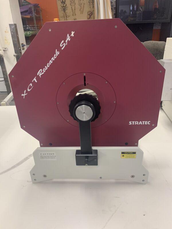Stratec XCT Research SA+ Bone Densitometer (922011) w/ Standard Cone Phantom