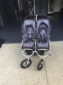 Bumbleride double stroller
