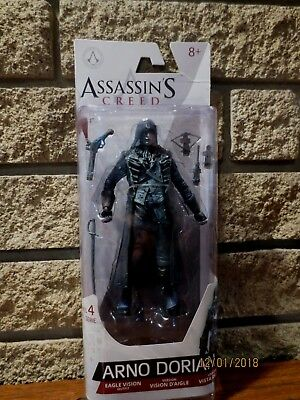 Assassin's Creed Arno Dorian Eagle Vision Series 4 McFarlane Action Figure