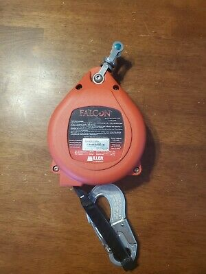 Miller Falcon Mp16p-z716ft Self Retracting Lifelinespersonal Fall Limiter