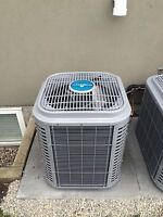 Air conditioner installation and sales from 2395 and up