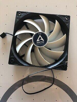 Genuine Arctic F12 Standard CPU Case Cooler Fan for Home Office Desktop Computer
