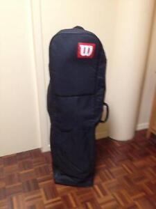 Wilson Golf Bag Travel Cover (Wheeled)