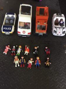 Collection de Playmobile