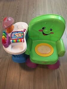 Chaise jouet Fisher price