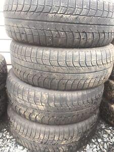 Four tires 225/60r16