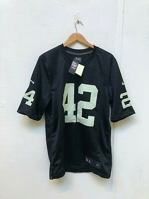 ba8b66c06 Oakland Raiders Men s Nike NFL Home Jersey - Small - Lynch 24 - New with  Defects