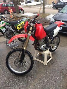 1996 XR400R