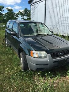 2003 Ford Escape V6