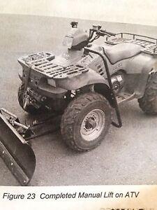 ATV Manual Lift Kit