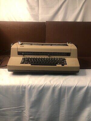 Ibm Correcting Selectric Iii Electric Typewriter Vintage