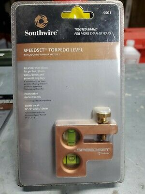 Ss01 Southwire Speedset Torpedo Conduit Level