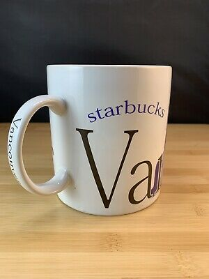 Starbucks Vancouver 1994 City 20 Ounce Mug Collector Series