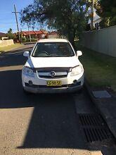 Holden captiva 2007 Fairfield Fairfield Area Preview