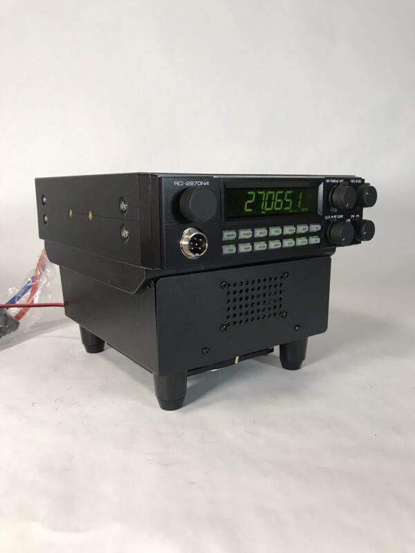 GALAXY CONNEX RANGER CB HAM Radios FAN KIT BASE STAND w/ Built In Ext Speaker