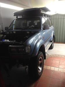 1996 Toyota LandCruiser Ute Eight Mile Plains Brisbane South West Preview