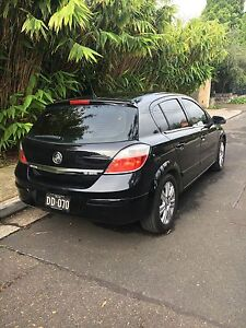 Holden Astra CTDI 1.9 MY06 Hunters Hill Hunters Hill Area Preview
