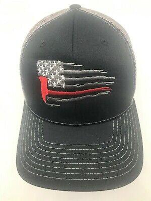 FIREMAN  HAT AX  AND FLAG RICHARDSON 112  Unique baseball hats