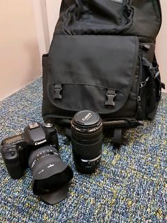 Canon 50d bundle URGENT SALE