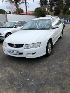 2005 Duel Fuel Holden Commodore station wagon Oakleigh East Monash Area Preview