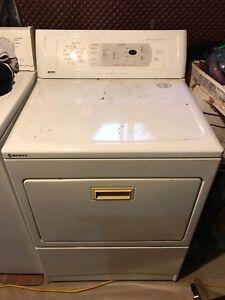 Dryer, doesn't heat, 20.00