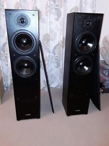 yamaha ns f51 floor standing speakers