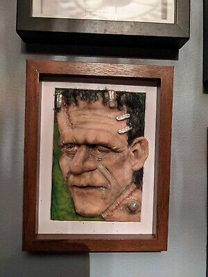 Frankenstein's Monster Picture Frame