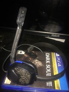 PS4 Afterglow headset