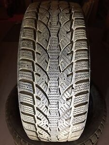 205/50R17 Winter Tires-Only used for 1800kms