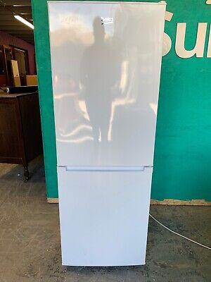 White Beko Freestanding Frost Free Combi Fridge Freezer CCFM1552