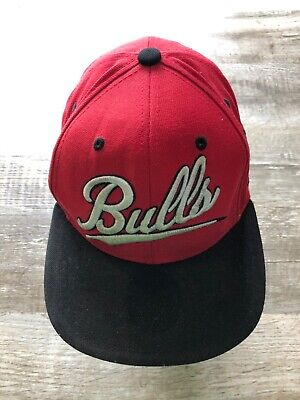 NBA Chicago Bulls Windy City Mitchell & Ness Basketball Snapback Hat