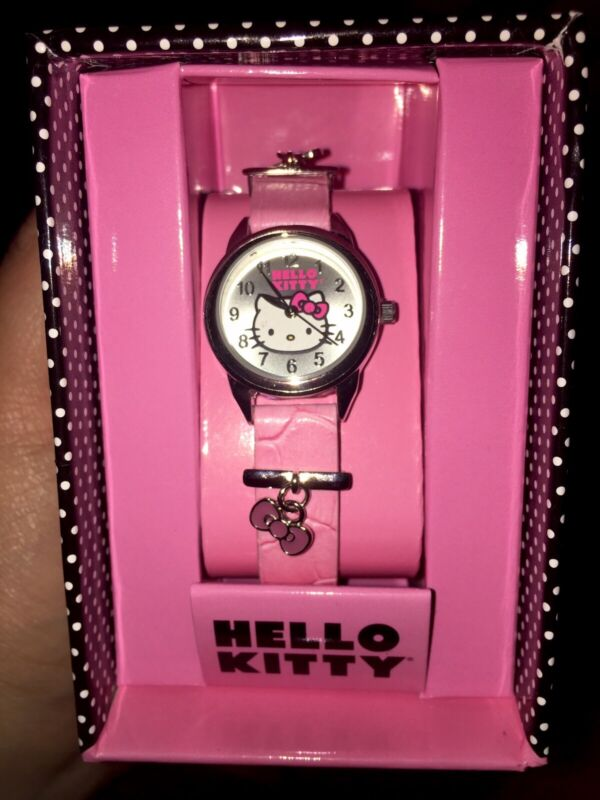 Hello Kitty Pink Bow Watch