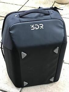 3DR Solo Drone + 3 batteries + GoPro + Case Cammeray North Sydney Area Preview