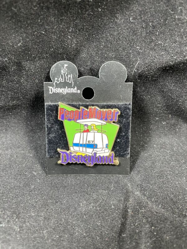DISNEY TRADING PIN 1998 PEOPLE MOVER PIN - DISNEYLAND ATTRACTION SERIES - NEW