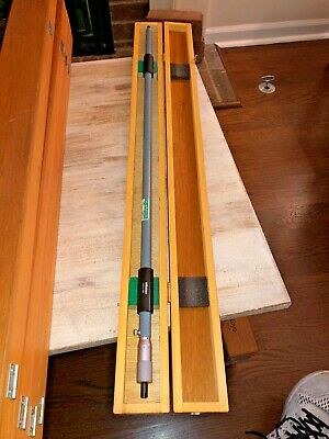 Mitutoyo Tubular Inside Micrometer 133-171 Im 775 0.01mm 750-775mm