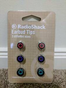 RadioShack AUVIO Earbud Silicone Replacement Tips 3 Sizes S/M/L Carlingford The Hills District Preview