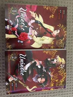 Manga: Umineko no Naku Koro ni. The lot for $10