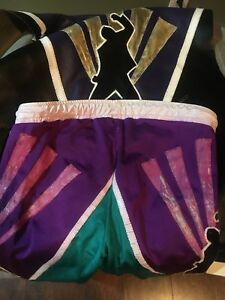 Pro wrestling Tights And ring Jacket