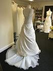 Nicola Anne Sleeveless Wedding Dresses