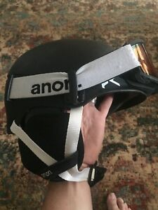 Youth Anon snowboard helmet