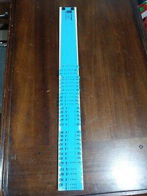 C-line Paper Document Sorter 2.5x23.5 30526 For Office School Teachers Filing