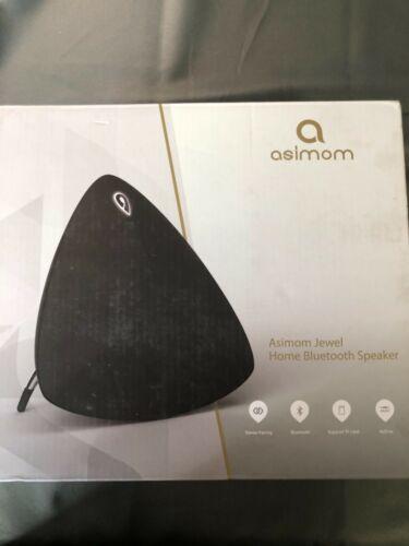 Asimom Jewel Home Wireless Bluetooth Speaker 30W Power Stereo Sound Black