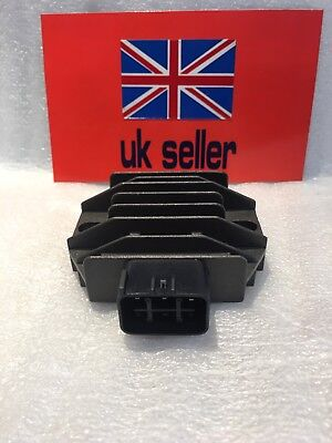 Yamaha YFM 125 250 350 400 450 600 REGULATOR RECTIFIER Quad Grizzly Kodiak Bruin