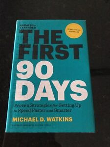 The first 90 days hardcover
