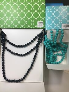 Multi item! Stella&Dot beaded necklaces!  So many ways to wear!
