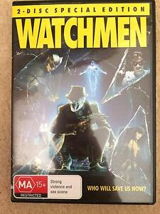 Watchmen - DVD R4 - FREE POSTAGE Cranbourne North Casey Area Preview