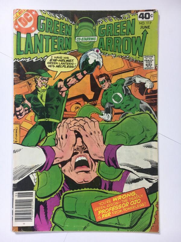 Green Lantern #117 VG  DC comic 1979
