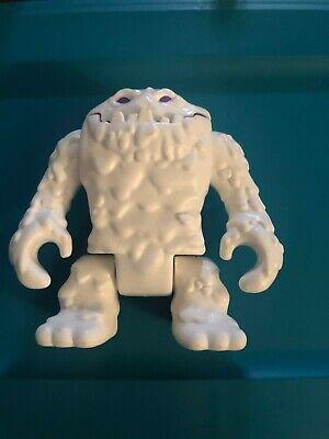 Imaginext DC Super Friends WHITE CLAYFACE figure snow Clay Face Penguin Lair